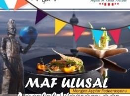 Ulusal Aşçılık Yarışması Katılım Formu